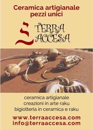 Immagine di Terra Accesa, ceramica artigianale
